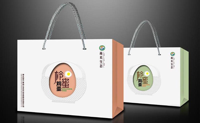 农产品礼盒套设计制作