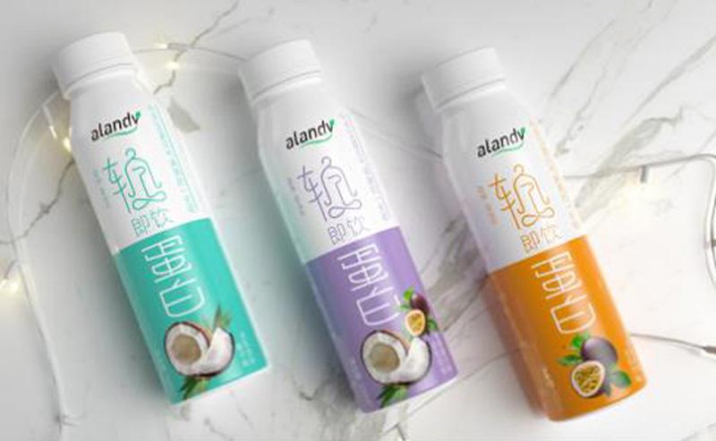 植物饮品包装设计