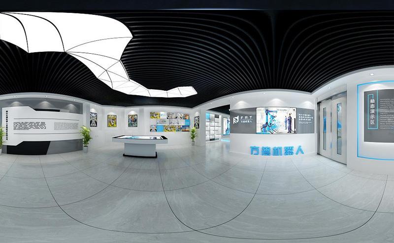 展厅文化墙设计制作