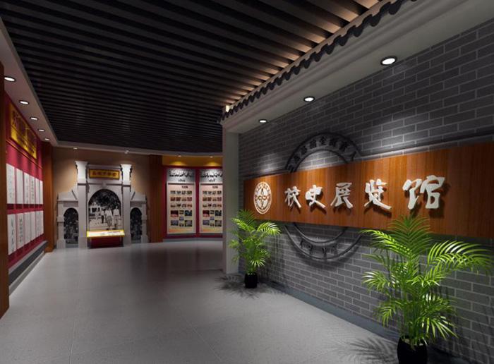 展馆文化墙设计制作公司